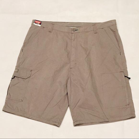e453458880 Wrangler Shorts | Mens Performance Cargo 40 | Poshmark